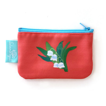 Punch Lilly Zip Change Purse