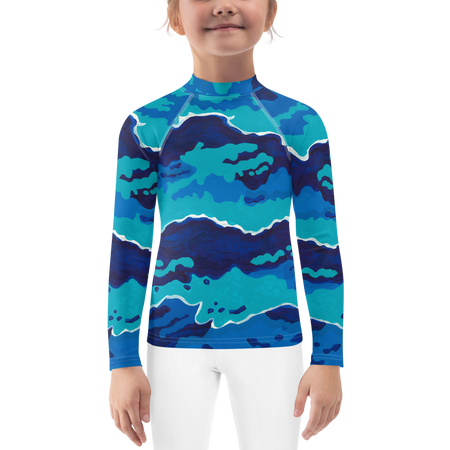 Surfs Up Kids Rashguards