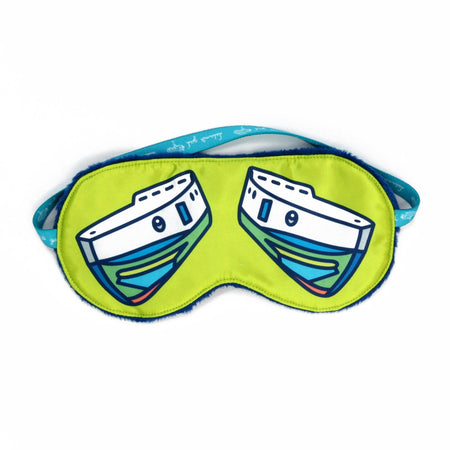 Citron NOPO Tug Sleep Mask