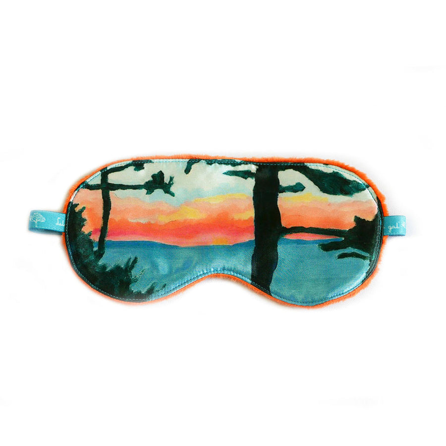 Sunset Sleep Mask