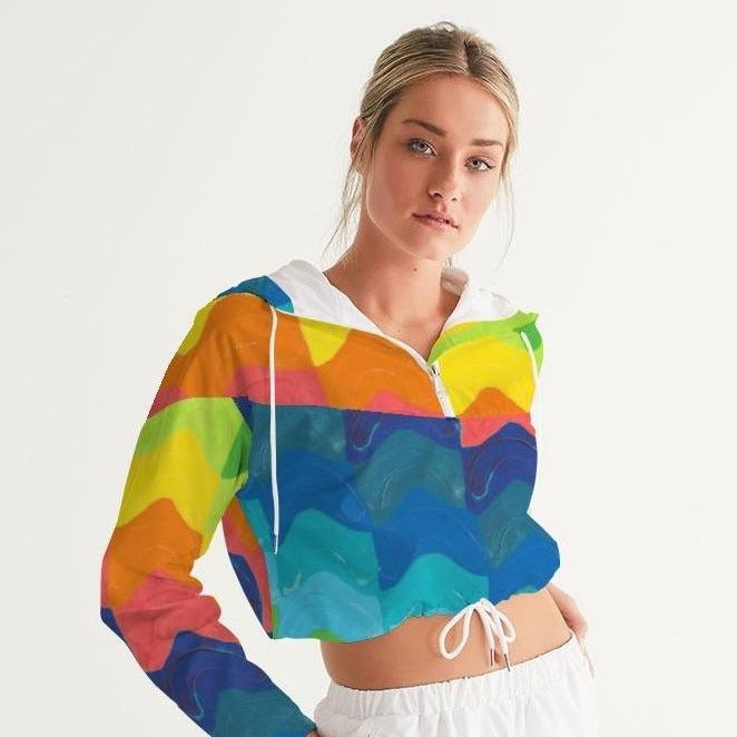 "Rainbow ""Just Right"" Jacket"