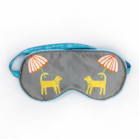 Mineral Dog Day Afternoon Sleep Mask
