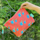 Watermelon Blue Angels Ditty Bag