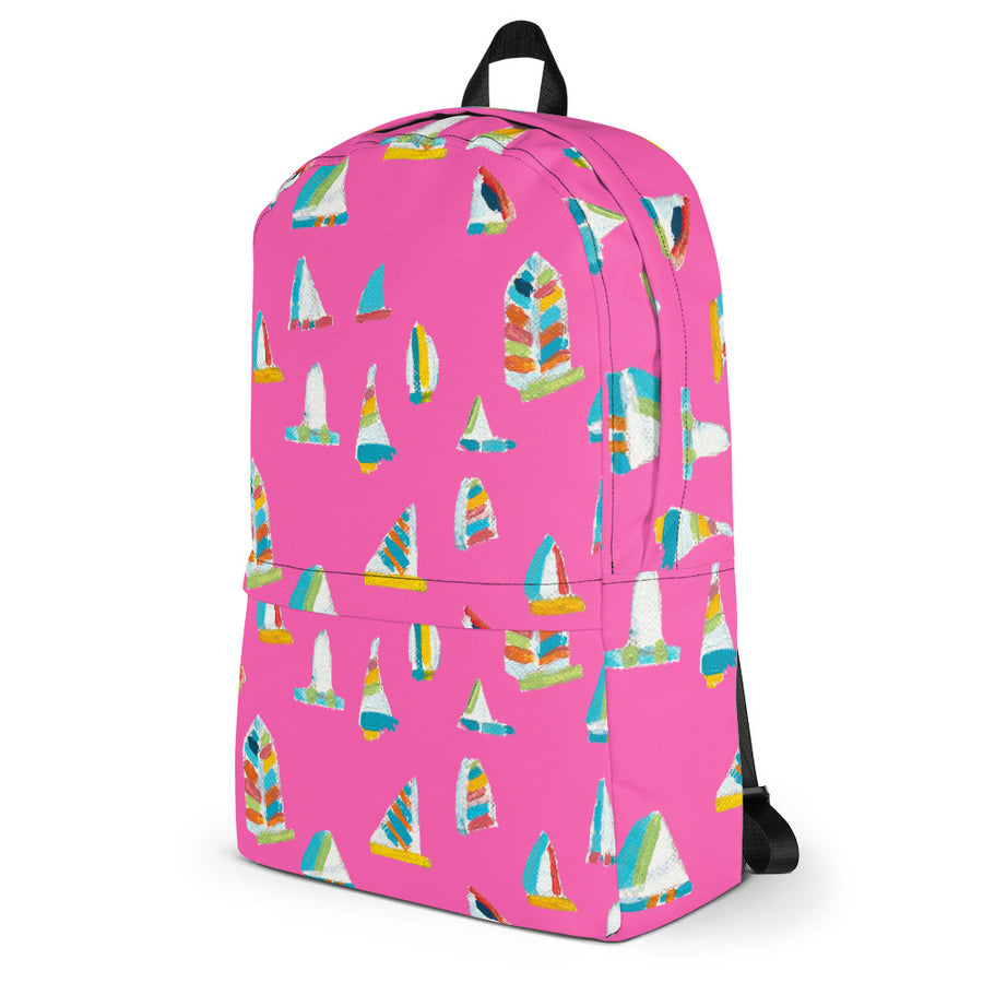Bubblegum Summer Sail Backpack
