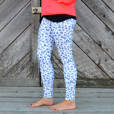Beach Bubbles Leggings