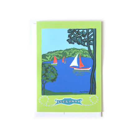Leelanau Greeting Card
