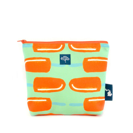Seagreen Dreamsicle Coastal Clutch