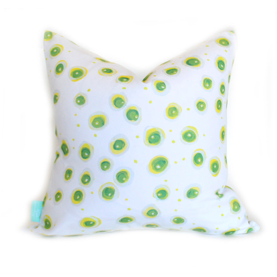 Lightning Bugs Down Pillow