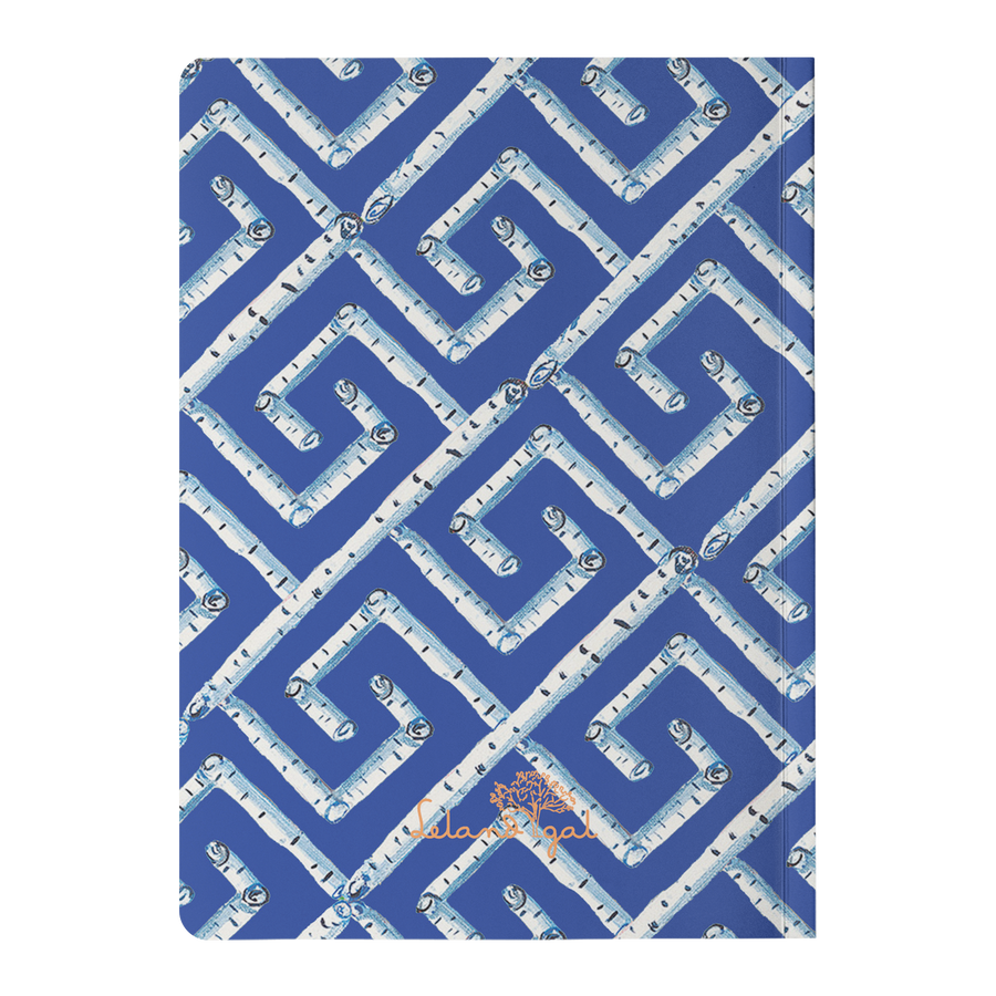Sapphire Fancy Key Journal