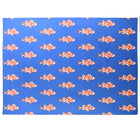Indigo Striped Perch Fabric