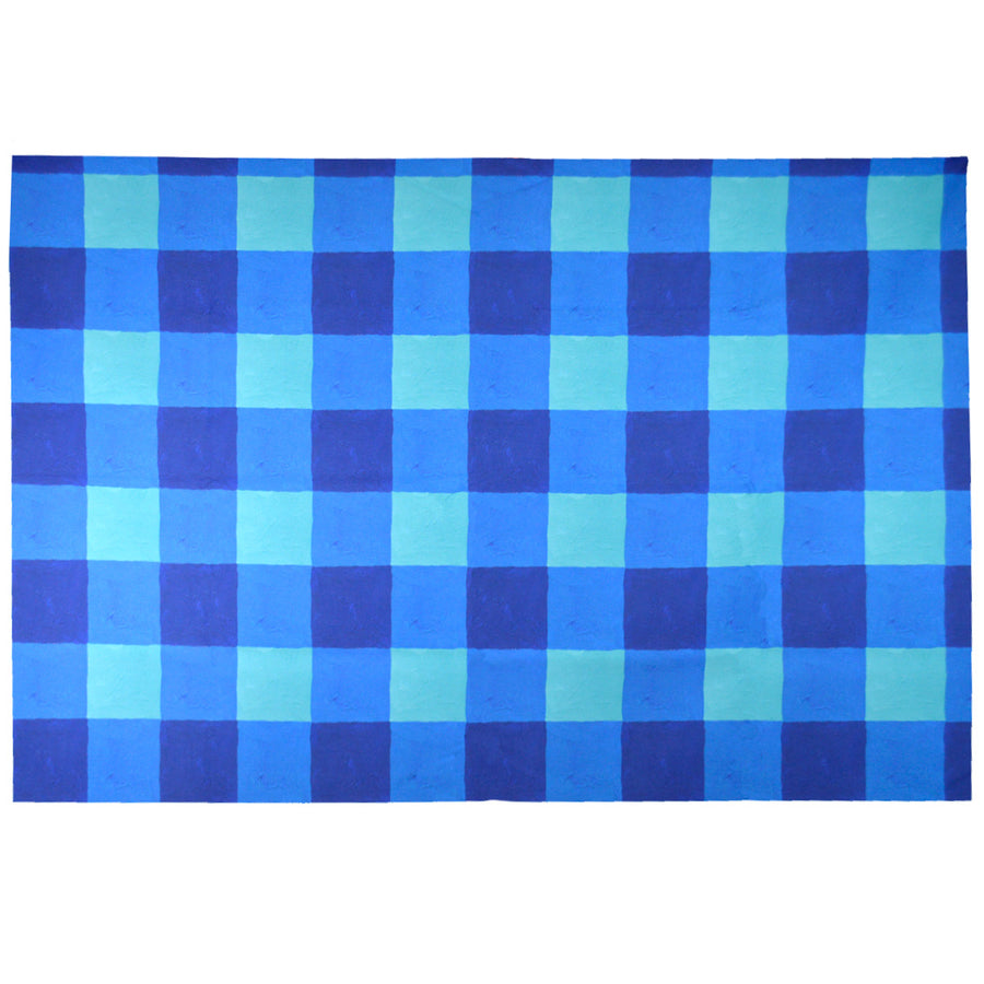 Lake Buffalo Check Fabric