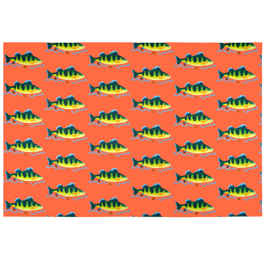 Grapefruit Perch Fabric