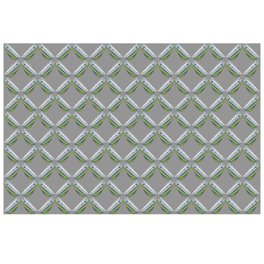 Mineral Tug Lattice Fabric