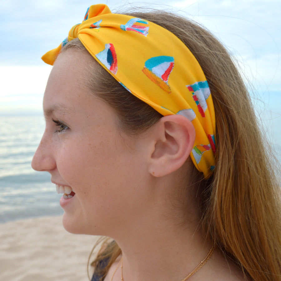 Sunshine Summer Sail Headband