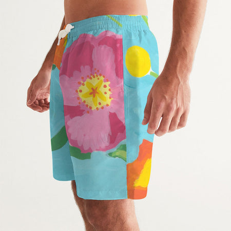 Katherine's Blooms Men's Swim