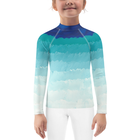 Ombré Kids Sun Shirt