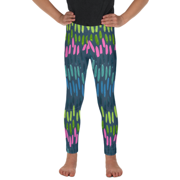 Northern Lights Kids Leggings