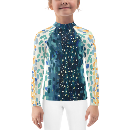 Meteor Shower Kids Sun Shirt