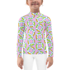 Pale Pink Lifesaver Kids Sun Shirt