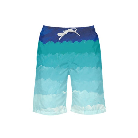 Ombré Boy's Swim Trunks