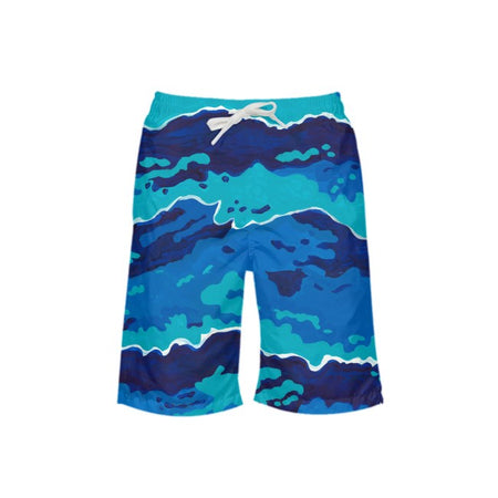 Surf's Up Boy's Swim Trunks