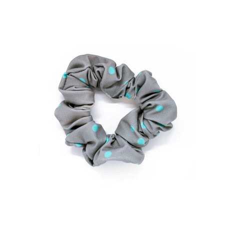 Mineral Dots Scrunchie