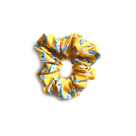 Sunshine Fancy Birch Key Scrunchie