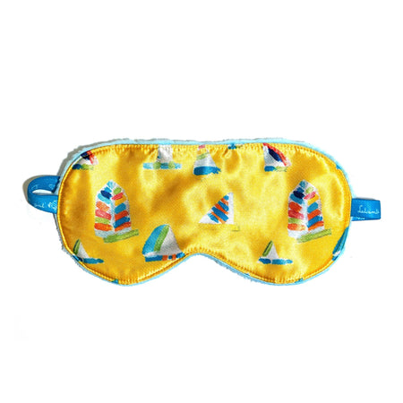 Sunshine Summer Sail Sleep Mask