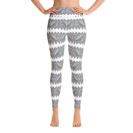 Squiggle Tug Leggings