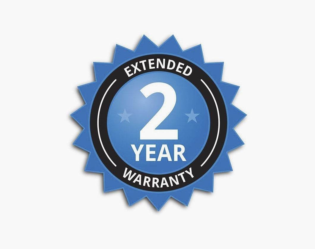 Extended 2 Year Warranty [Must be included with your order]