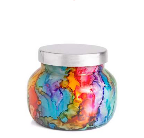 19 OZ GLAM JAR CANDLE - VOLCANO