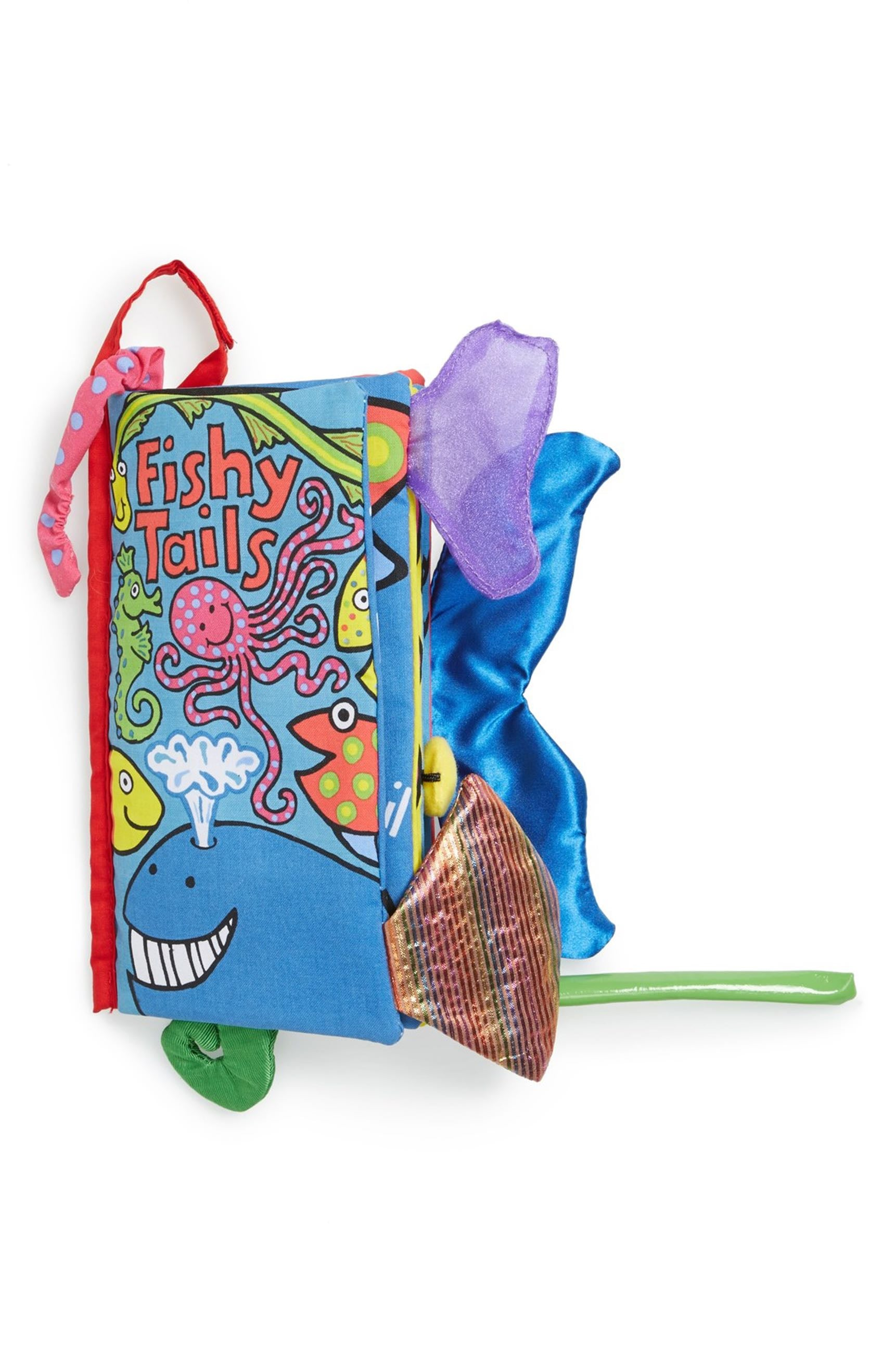 ACTIVITY BOOK - FISHY TAILS