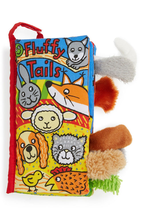 ACTIVITY BOOK - FLUFFY TAILS