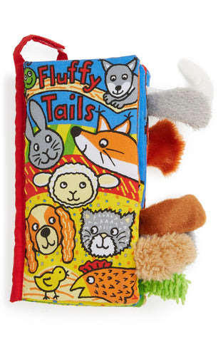 ACTIVITY BOOK - PET TAILS