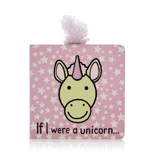 IF I WERE A - UNICORN BOOK