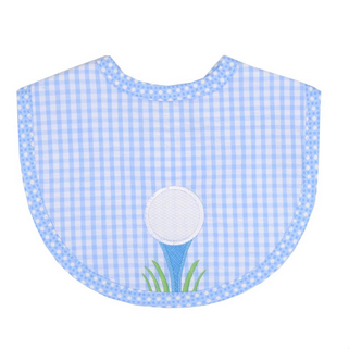 MEDIUM BIB - BLUE GOLF
