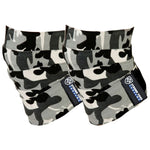 Knee Wraps Camo Gris - Xtreme Core Crossfit