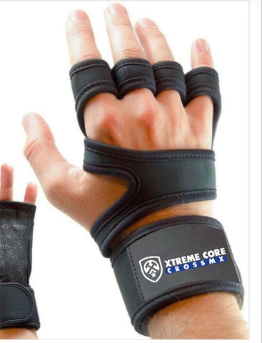 BLACK GLOVES - Xtreme Core Crossfit