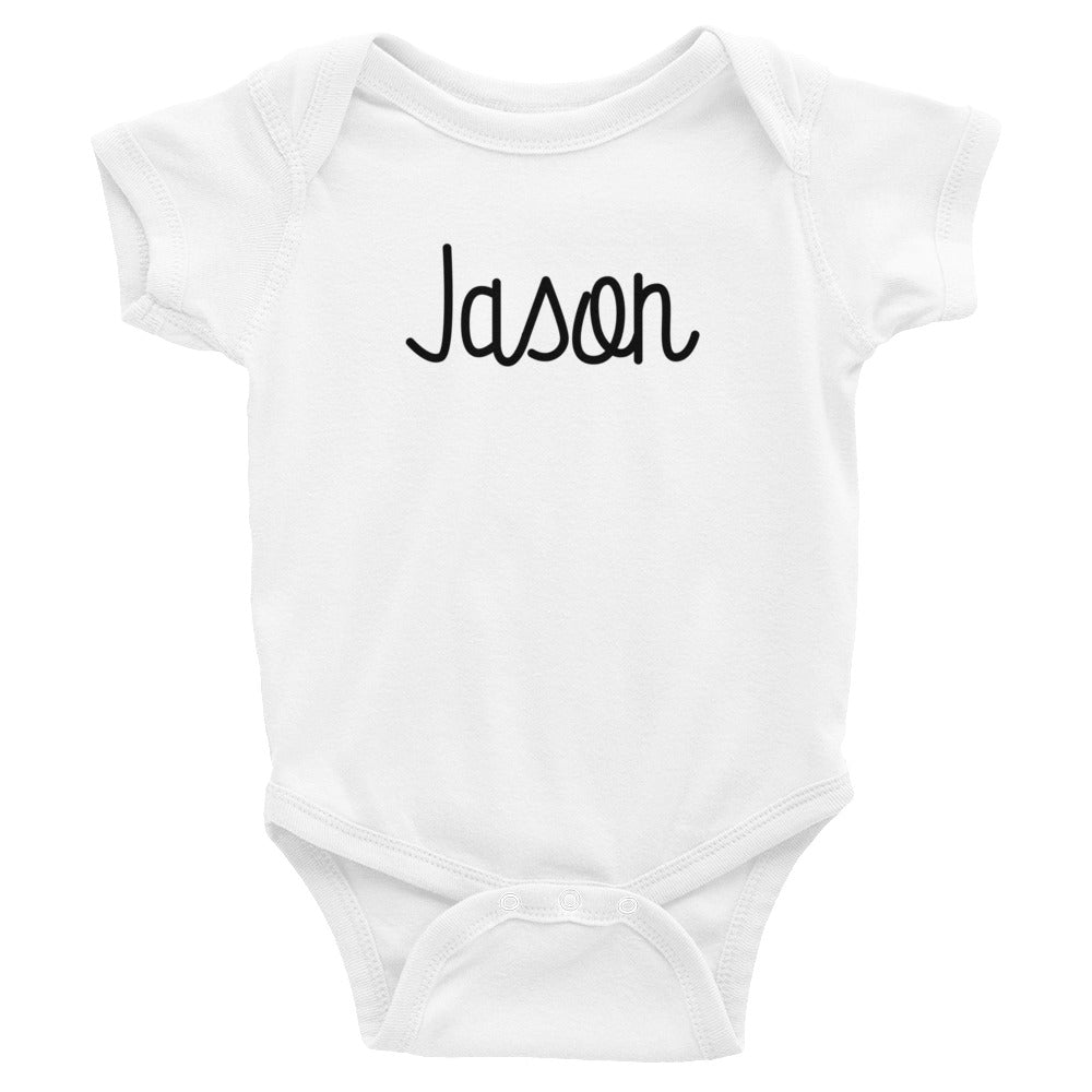 Jason Infant Baby Onesie Bodysuit