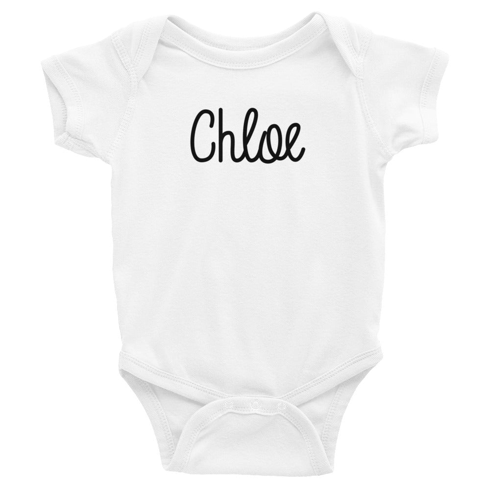 Chloe Infant Baby Onesie Bodysuit