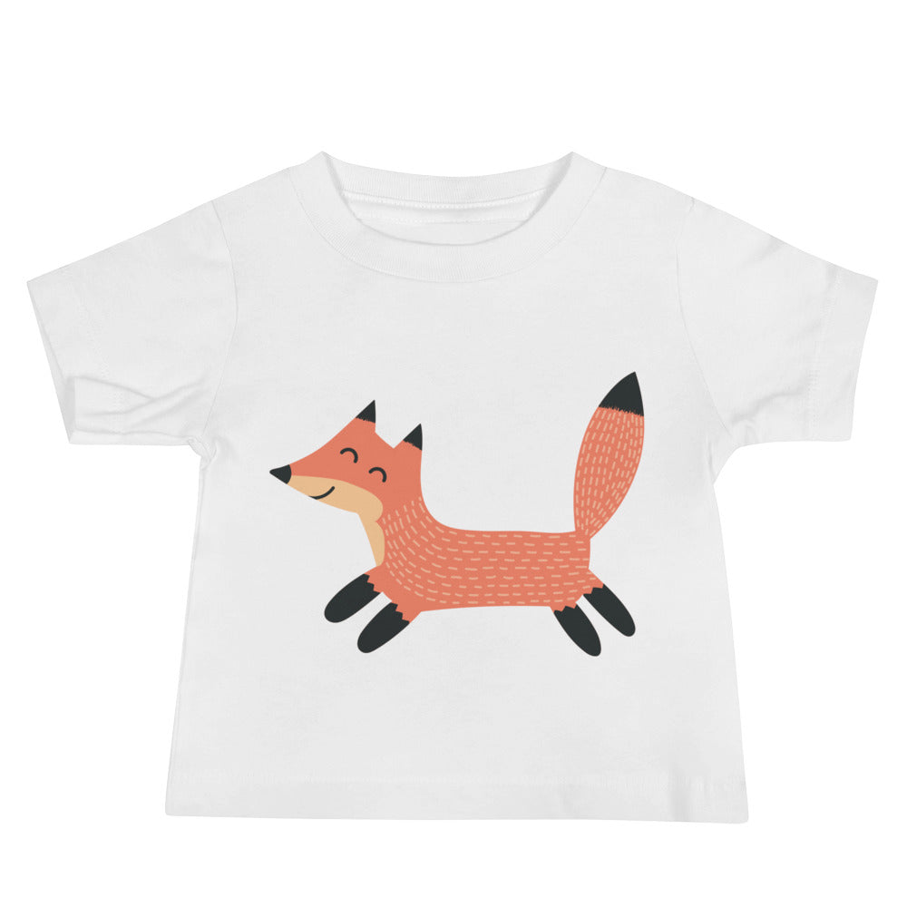 Jumping Fox Baby Jersey Short Sleeve Tee