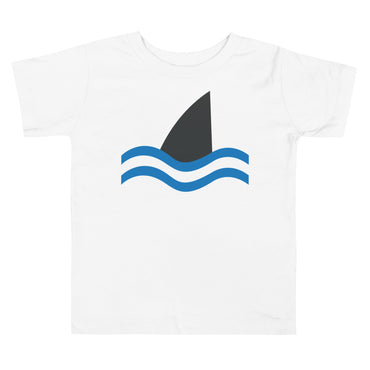 """Don't Go In the Water"" Toddler Short Sleeve Tee"