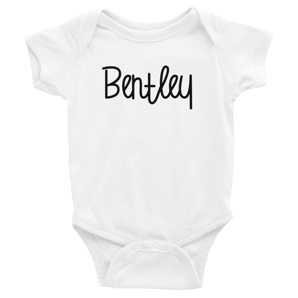 Bentley Infant Baby Onesie Bodysuit
