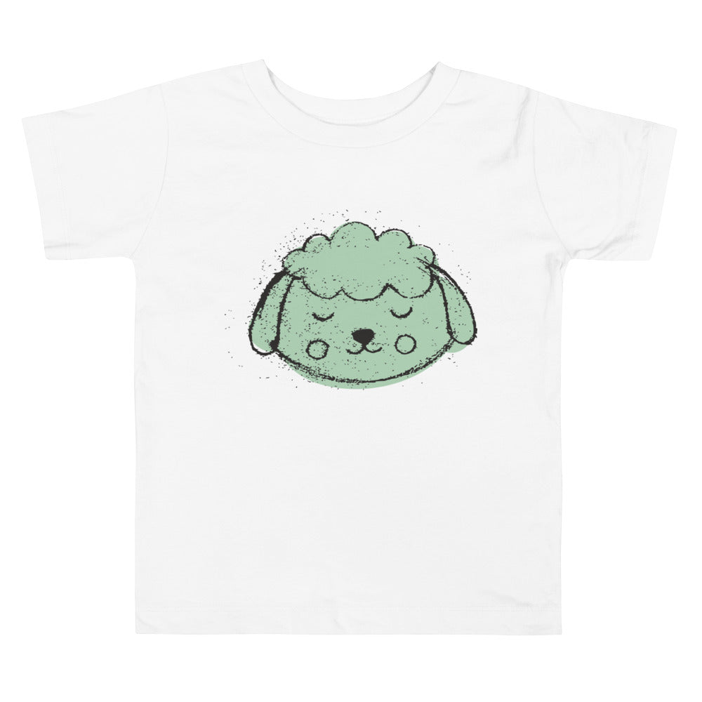 Sheep Toddler Short Sleeve Tee