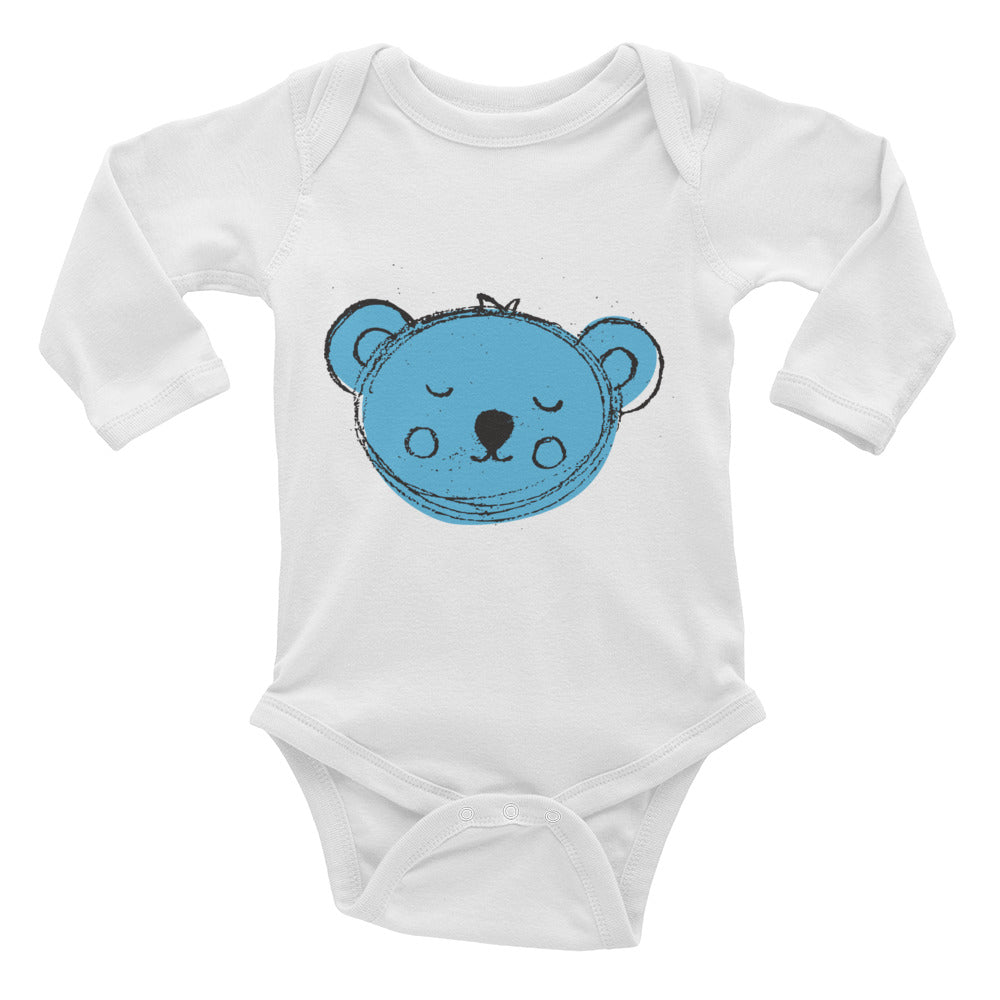 Koala Infant Long Sleeve Bodysuit