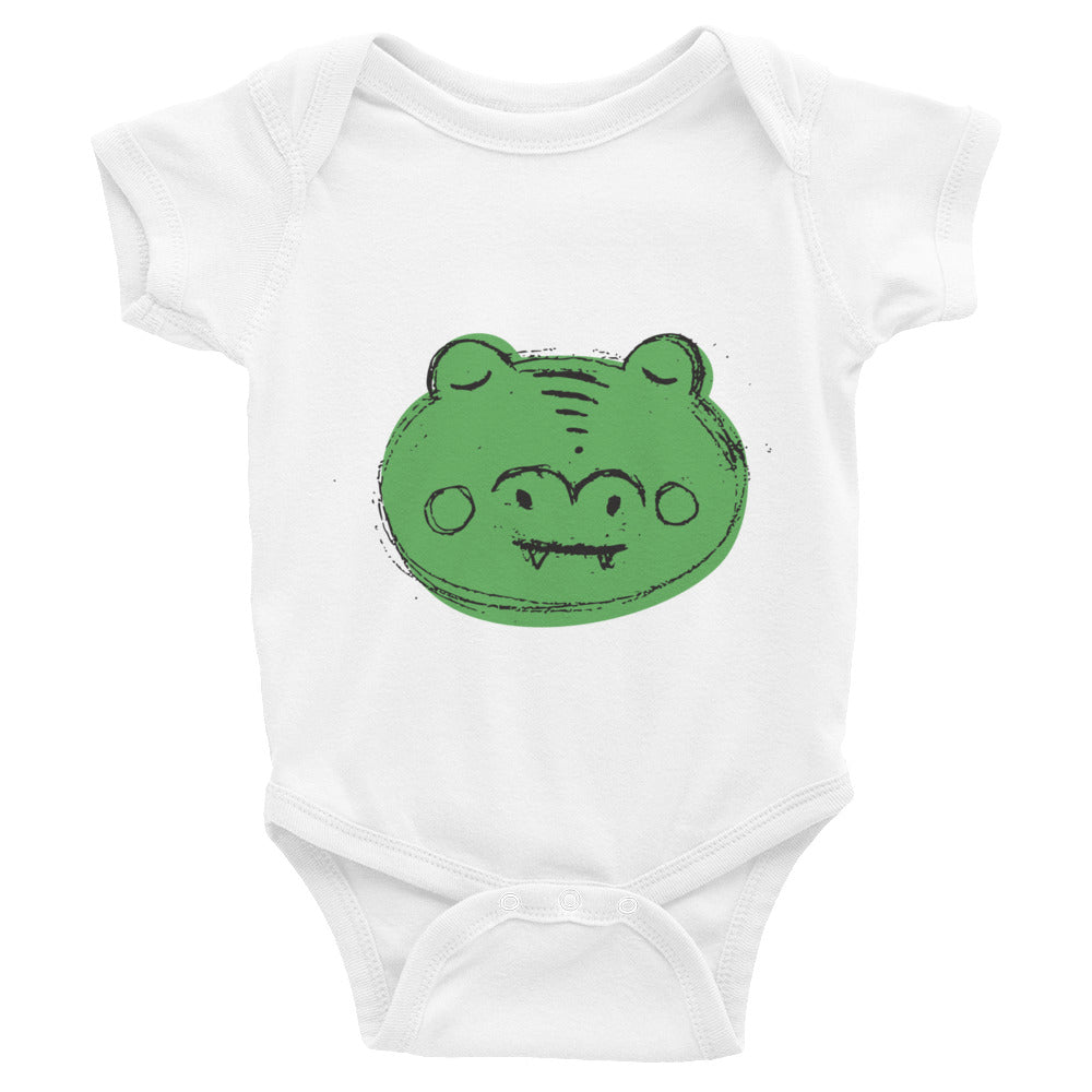 Alligator Infant Bodysuit
