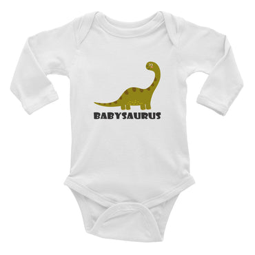 Babysaurus Infant Long Sleeve Bodysuit