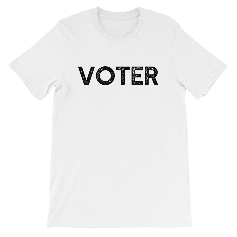 Voter Short-Sleeve Unisex T-Shirt
