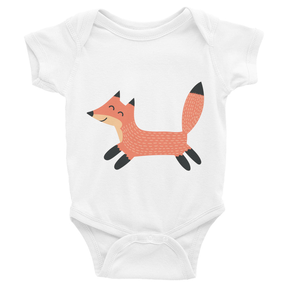 Jumping Fox Infant Bodysuit