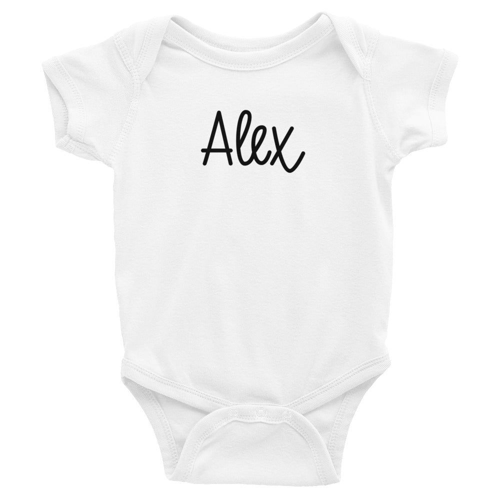 Alex Infant Baby Onesie Bodysuit